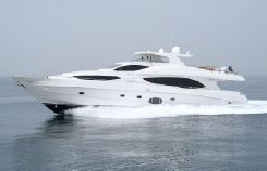 2009 Gulf Craft Majesty 101