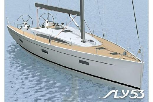 2007 Sly Yachts 53