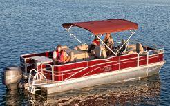 2015 G3 Sun Catcher X322 Fish & Cruise