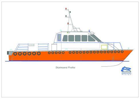 2015 Challenge 17m Crew Boat