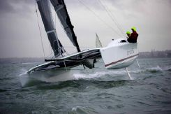 2007 Open Racing Catamaran 8.5