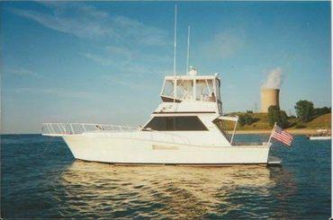 1988 Viking 41 Convertible