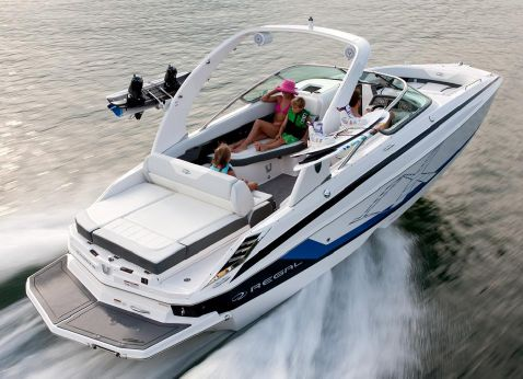 2015 Regal 27 FasDeck RX