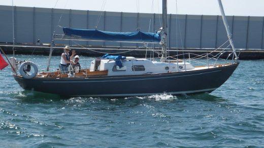 1966 Alberg 30