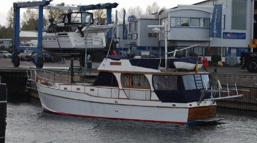 1985 Werftbau Trawler Europa