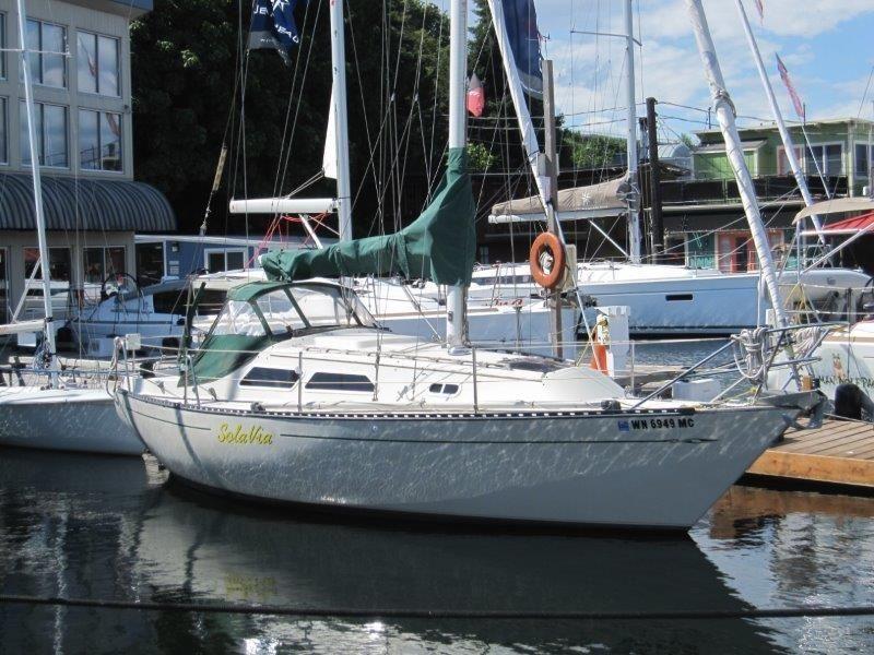 1976 Islander 28 Sail Boat For Sale - www.yachtworld.com