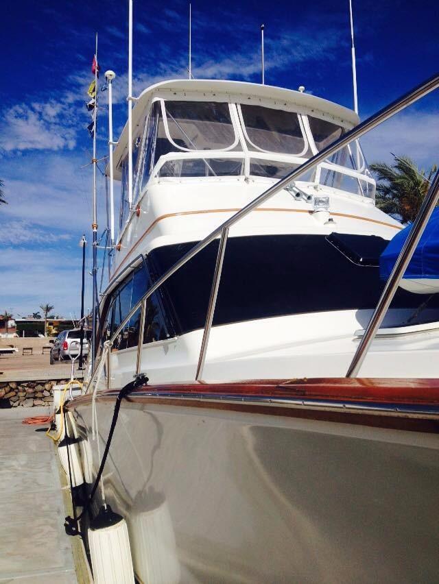 48' Ocean Yachts Super Sport+Photo 8