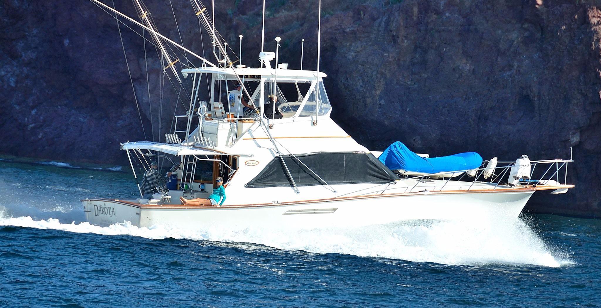 48' Ocean Yachts Super Sport+Boat for sale!