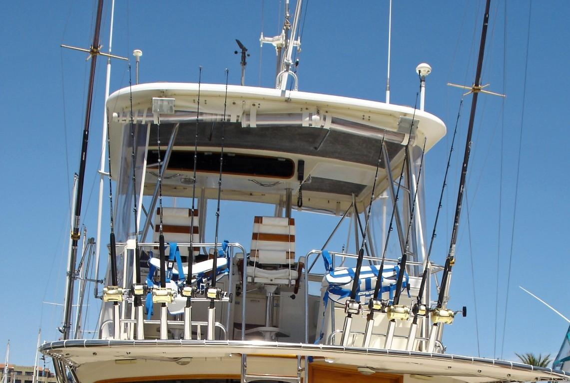48' Ocean Yachts Super Sport+Photo 7