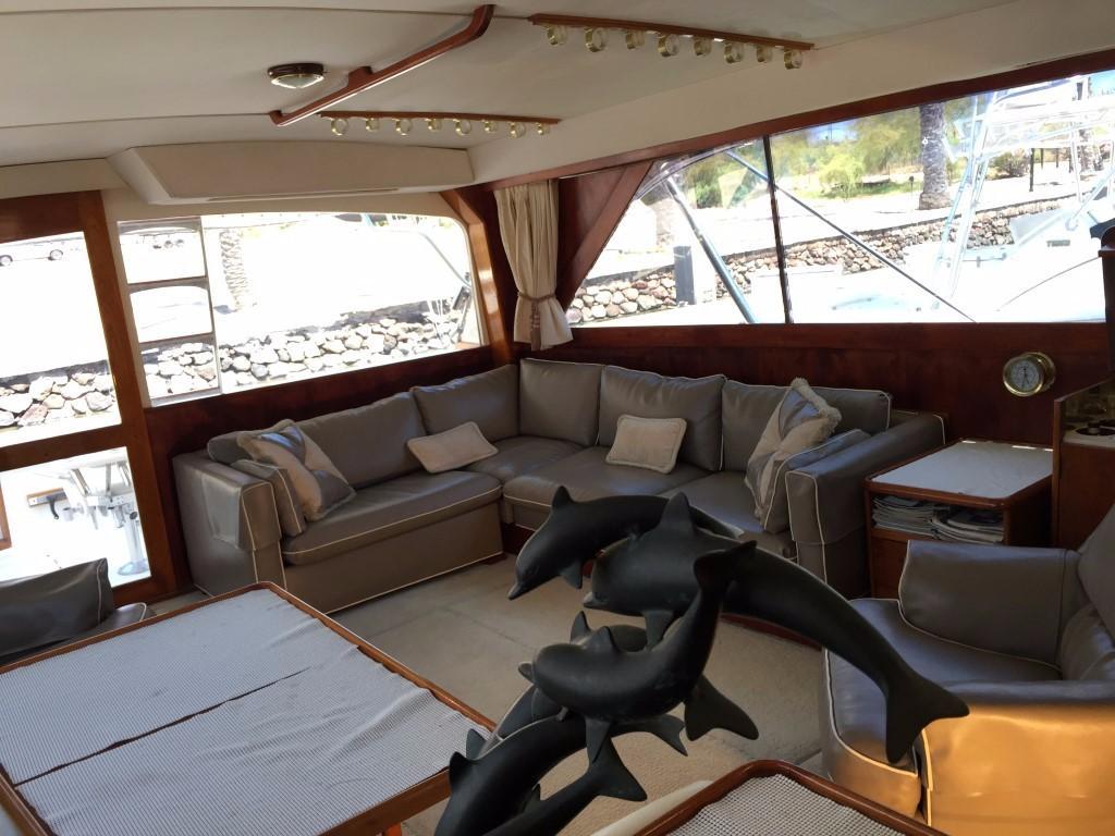 48' Ocean Yachts Super Sport+Photo 13