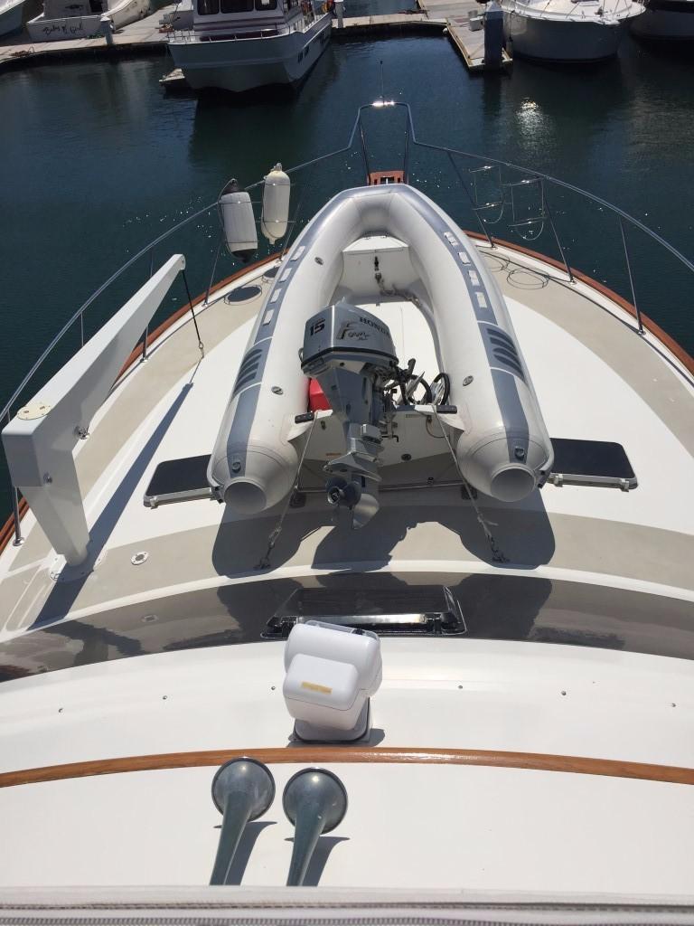 48' Ocean Yachts Super Sport+