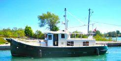 2010 Custom Tug Trawler