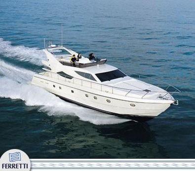 "2001 Ferretti Yachts 620 "" Spits III """