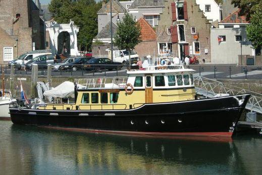 1972 Seagoing Ex Rws Vessel