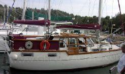 1983 Siltala Nauticat 38