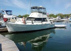1983 Mainship 34 Mark III Trawler