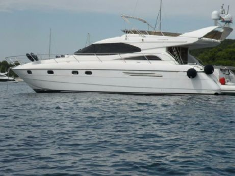 1996 Marine Projects Princess 56