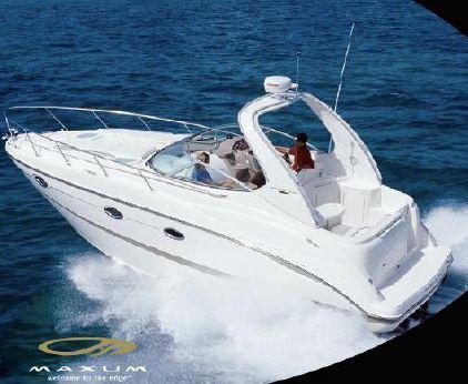 2004 Maxum 3100 SCR