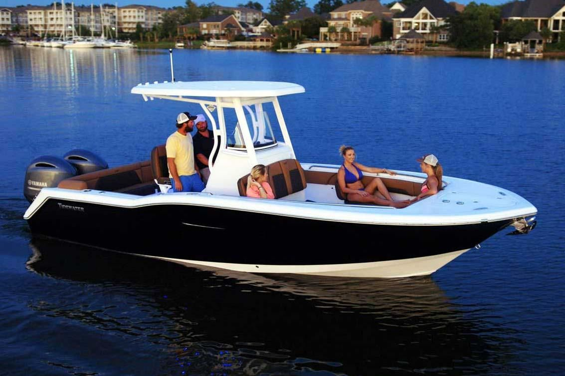 Tidewater Boats For Sale >> 2019 Tidewater 252 LXF Power Boat For Sale - www.yachtworld.com