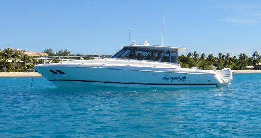 2009 Intrepid 430 Sports Yacht 43'
