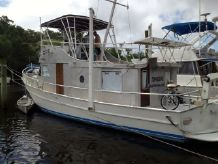 1972 Alloy Manufacturing 42 Trawler