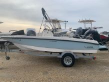 2018 Boston Whaler 170 Dauntless