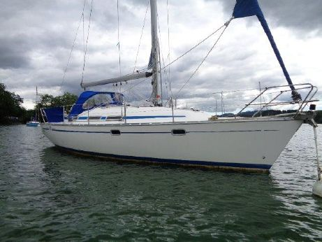 1996 Bavaria 33 Exclusive