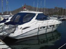 2000 Sealine S41 Sports Cruiser