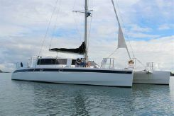 1991 Grey Bull Sailing Cat 54