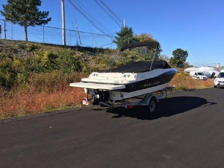 2012 Bayliner 195 Bowrider with Trailer