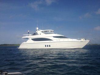 2006 Hatteras 80 Motor Yacht