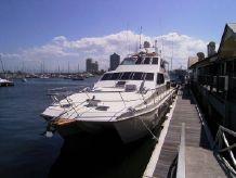 1991 Ocean Trek 82' Catamaran