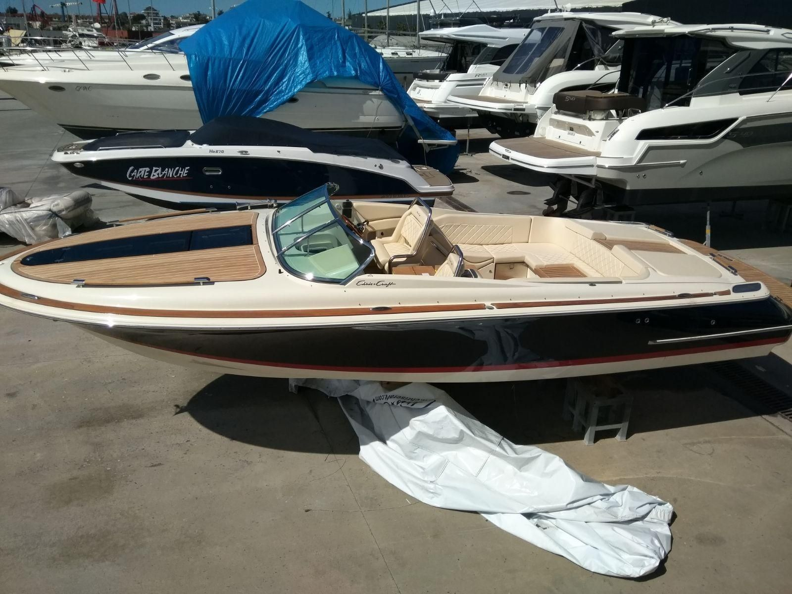 2017 Chris Craft Corsair 28 Power Boat For Sale Www