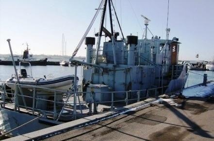 1957 Svendborg Shipyard Former Navy Patrol Vessel