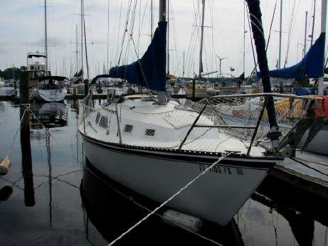 1986 Newport 28 MK II