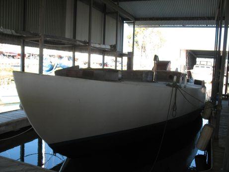 1934 Schock Staysail Schooner