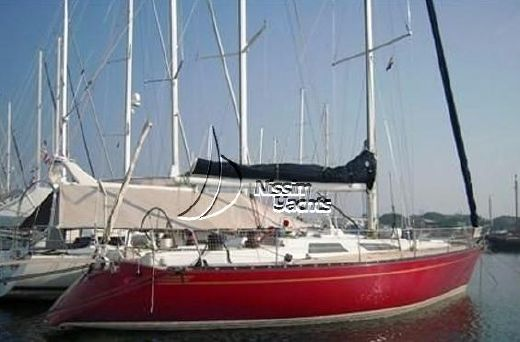 1987 Baltic Yachts Baltic 43