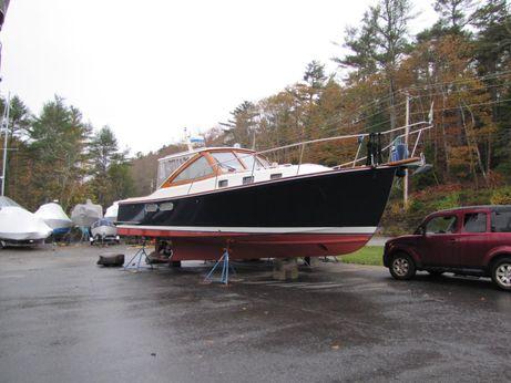 2007 Black Horse 33 Express