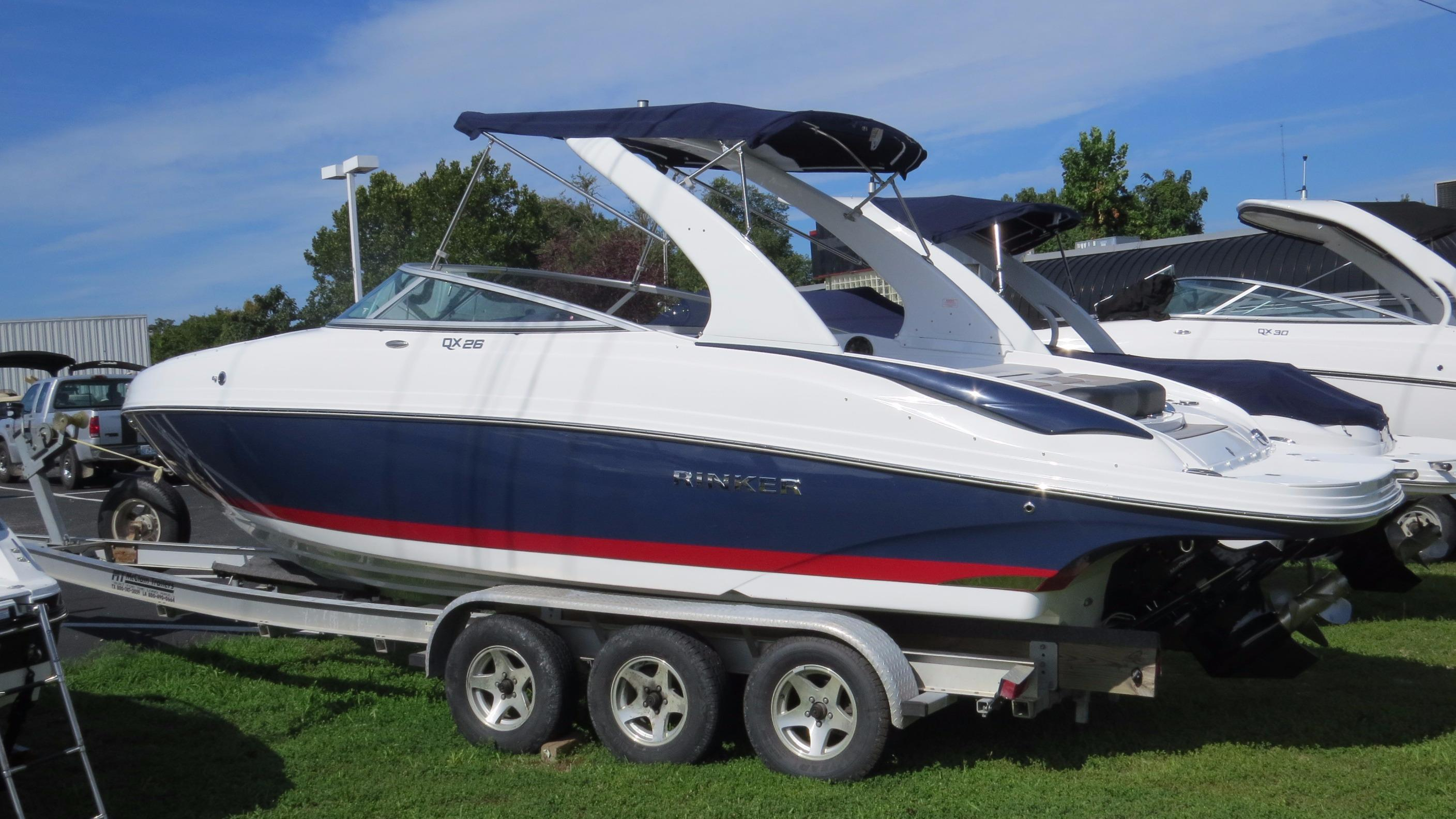 Rinker | New and Used Boats for Sale in Missouri