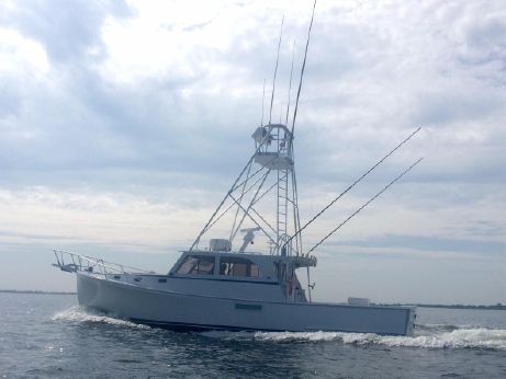 2000 Wesmac Sportfishermen