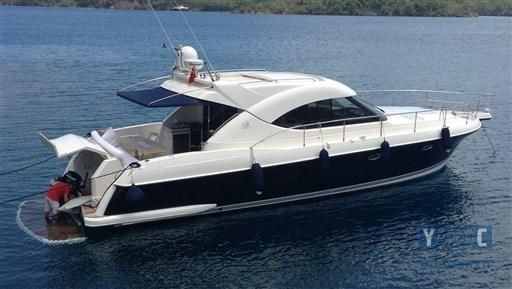 2009 Riviera Marine 4700 Sport Yacht