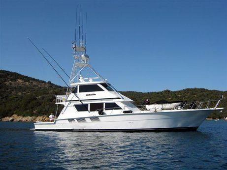 1996 Hatteras 65 Sport Deck Motor Yacht