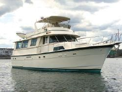 1985 Hatteras Stabalized FB Motor yacht