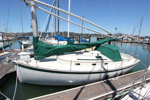 1981 Nonsuch Classic cat rig sailboat