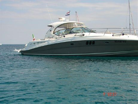 2006 Searay 45.5 Da Sundancer 455