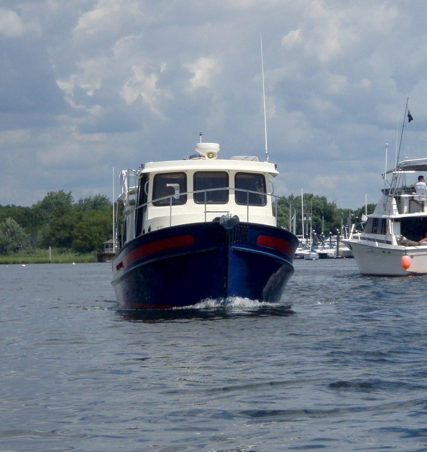 2002Nordic Tug 32