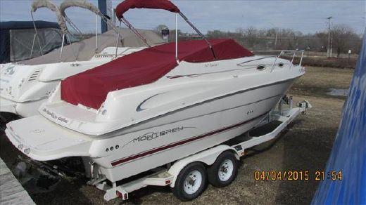 2001 Monterey Cruisers 242