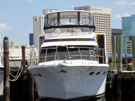 1994 Hyatt 49 Motor Yacht