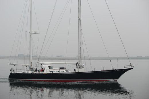 1993 Van De Stadt 74 Ocean Ketch