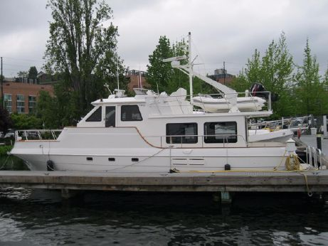 2008 Navigator-Californian 48 LRC Pilothouse